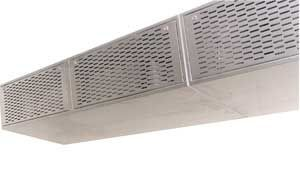 Healthcare facility air diffuser WINDHOP FRANCE AIR