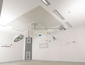 Operating theater filtering ceiling BIOVAX 3 FRANCE AIR