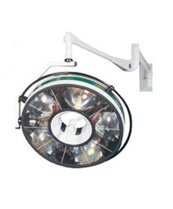 Halogen surgical light / wall-mounted / 1-arm BHW-502p, 110 000 LUX FAMED Lódz
