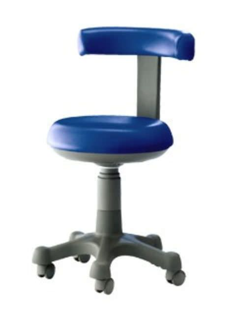 Dental stool / with backrest FD-400 FINNDENT OY