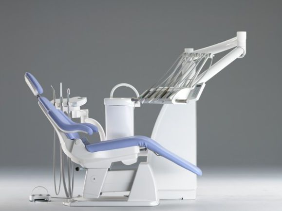 Dental treatment unit 8000 Series FINNDENT OY