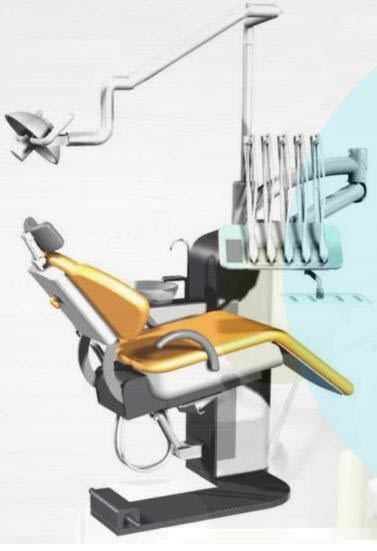 Dental treatment unit 9000 Series FINNDENT OY