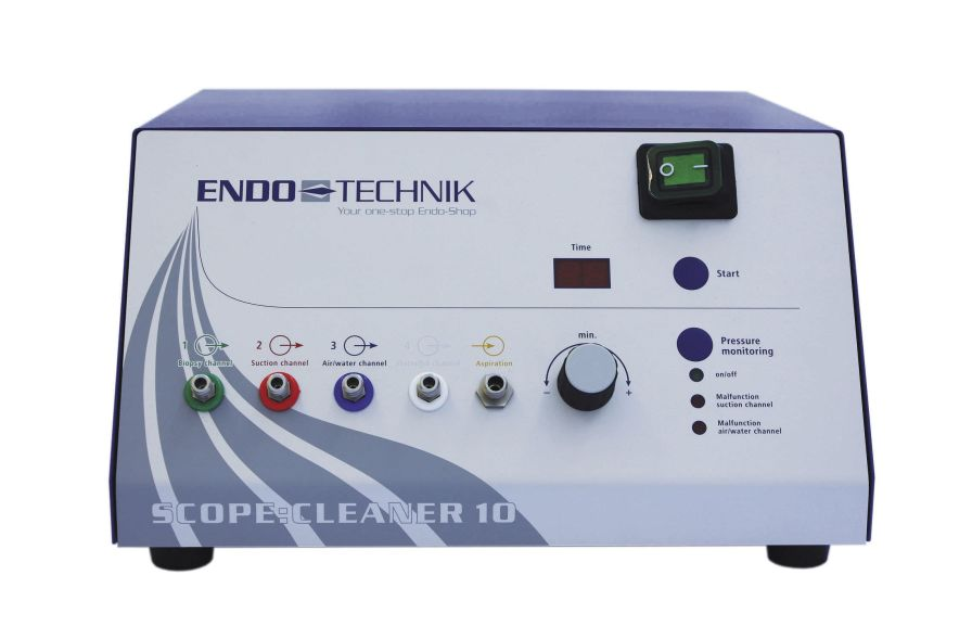 Endoscope washer-disinfector / compact 50 Hz, 230 V | SCOPE : CLEANER Endo-Technik