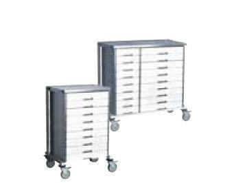Multi-function trolley / with drawer Bern series Endo-Technik