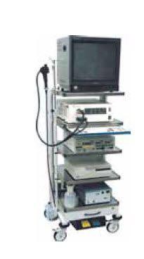 Endoscope trolley Endo-Technik