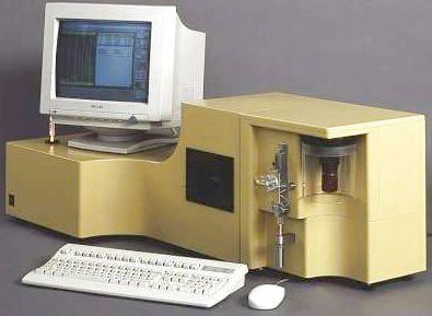 Spectrometer for 15N measurement NOI 7-P Fischer ANalysen Instrumente