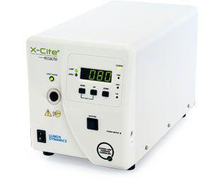 Fluorescence light source X-Cite® exacte Excelitas Technologies