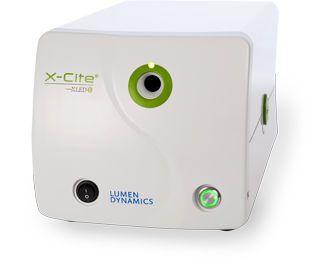LED light source / excitation / fluorescence X-Cite® XLED1 Excelitas Technologies