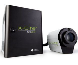 LED light source / fluorescence X-Cite® 120LED Excelitas Technologies