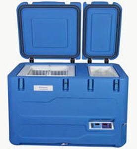 Vaccine refrigerator / pharmacy / chest / solar-powered 89 L | TCW 3043 SDD Dometic Medical Systems
