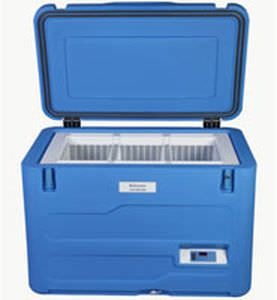 Vaccine refrigerator / pharmacy / chest / solar-powered 156 L | TCW 3000 SDD Dometic Medical Systems