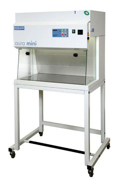 Laboratory fume hood / laminar flow AURA MINI EuroClone