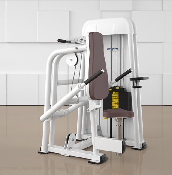 Weight training station (weight training) / seated dips / rehabilitation SEATED DIP 4000 ERGO-FIT