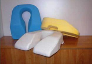 Positioning cushion / ventral EUROFOAM