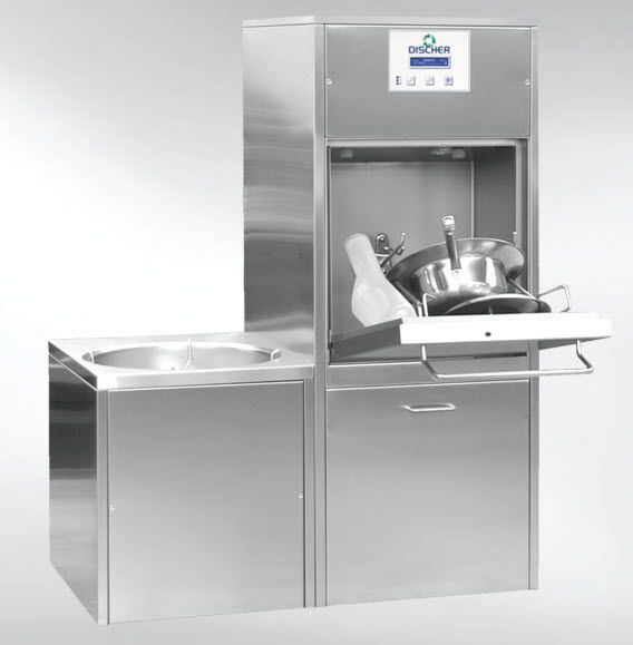 Laboratory washer-disinfector PICCOLO 950 D3P Discher Technik