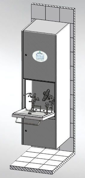 Medical washer-disinfector BOY 500 H DT Discher Technik
