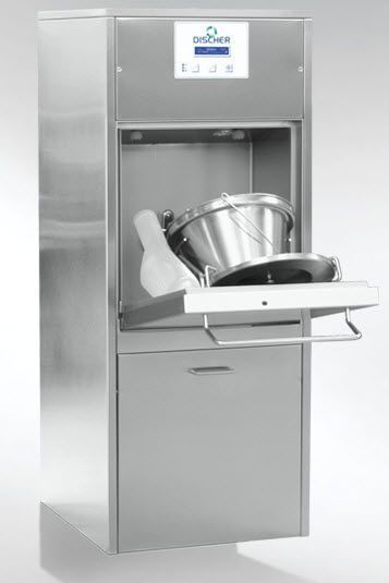 Laboratory washer-disinfector / with wall bracket PICCOLO 500 D3P Discher Technik