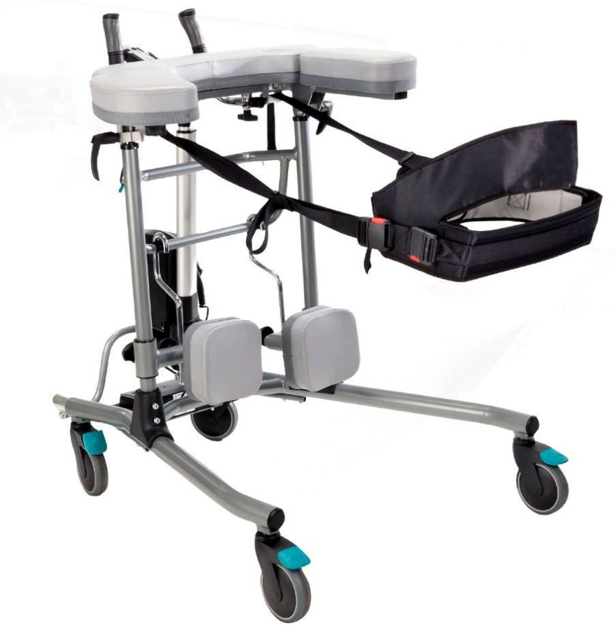 3-caster rollator / height-adjustable Thera Rise & Go Ergolet