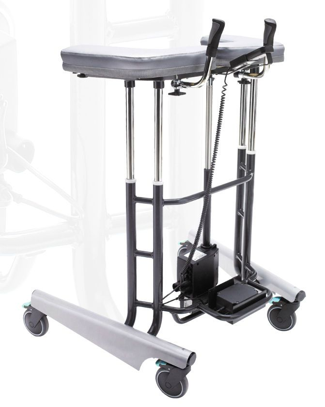 4-caster rollator / height-adjustable Thera Extra Ergolet