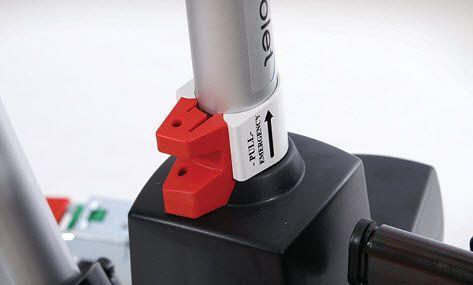 Mobile patient lift / bariatric Max. 250 kg | Titan/250 Ergolet