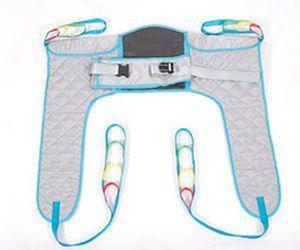 Toilet sling / for patient lifts Max. 275 kg Ergolet