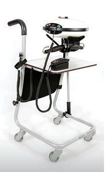 Transport trolley for ceiling patient lift Luna Ergolet