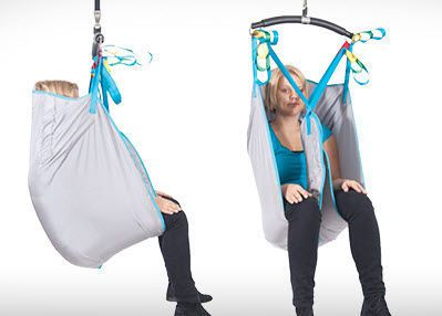 Patient lift sling / with head support Max. 275 kg | Universal Ergolet