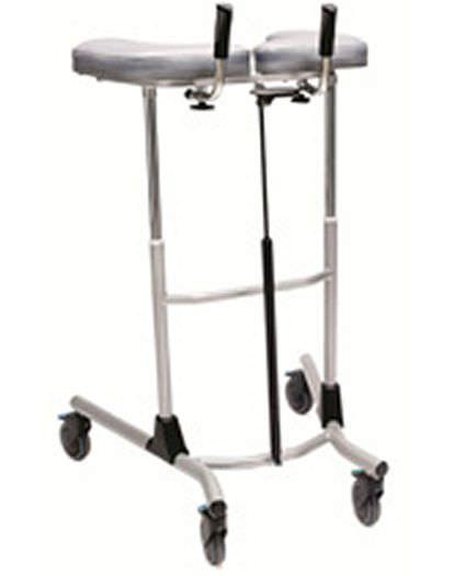 4-caster rollator / height-adjustable Thera Standard Ergolet