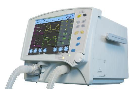 Electro-pneumatic ventilator / intensive care / CPAP / BIPAP SH300 Eternity