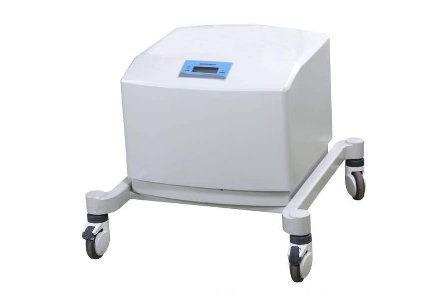 Medical air compressor / on casters CM100 Eternity