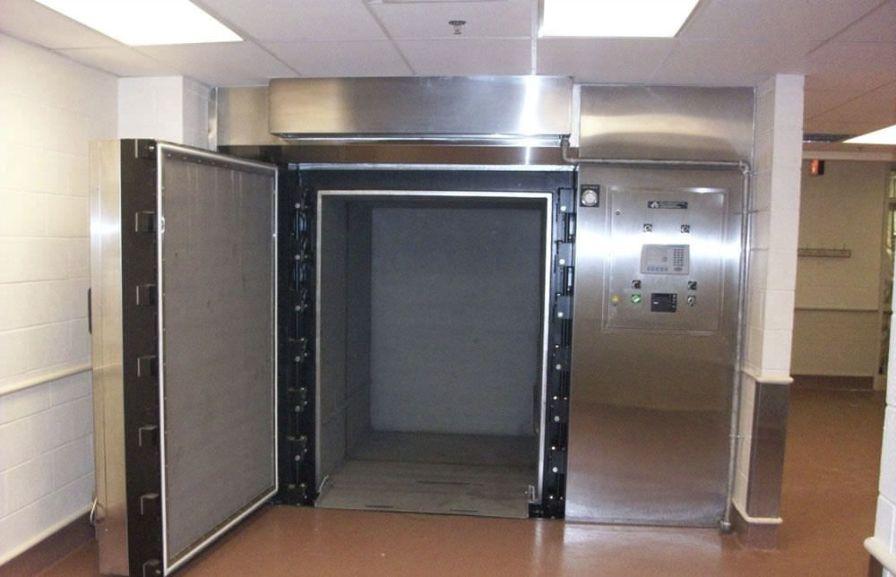 Medical autoclave / high-capacity ETC Sterilization