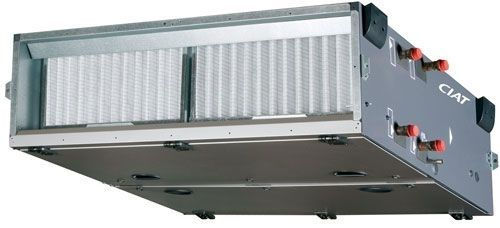 Air handling unit for healthcare facilities 1,500 - 6,000 m³/h | AIR COMPACT CIAT