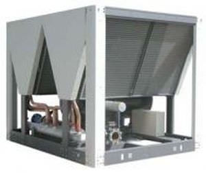 Air-cooled water chiller / for healthcare facilities 185 - 485 kW | AQUACIAT FREE CIAT