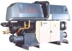 Water-cooled water chiller / for healthcare facilities 420 - 1170 kW | HYDROCIAT LW, LWN CIAT