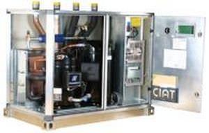 Water/water heat pump / reversible 35 - 210 kW | DYNACIAT LGP, ILG CIAT