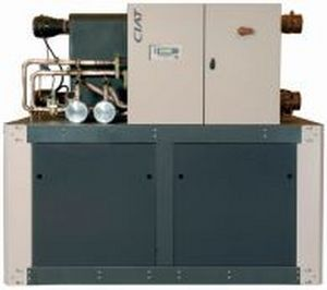 Water-cooled water chiller / for healthcare facilities 220 - 720 kW | DYNACIAT POWER CIAT