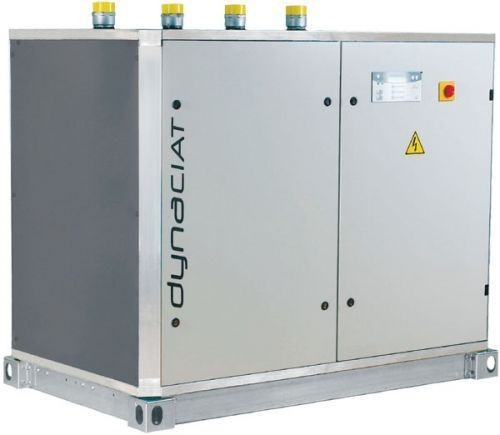 Water-cooled water chiller / for healthcare facilities 35 - 180 kW | DYNACIAT LG, LGP CIAT