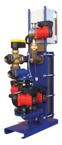 Heat exchanger plate / for healthcare facilities 100°C | SANICIAT MSC CIAT