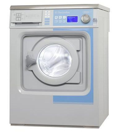 Front-loading washer-extractor / for healthcare facilities W555H ELECTROLUX PROFESSIONAL - LAUNDRY