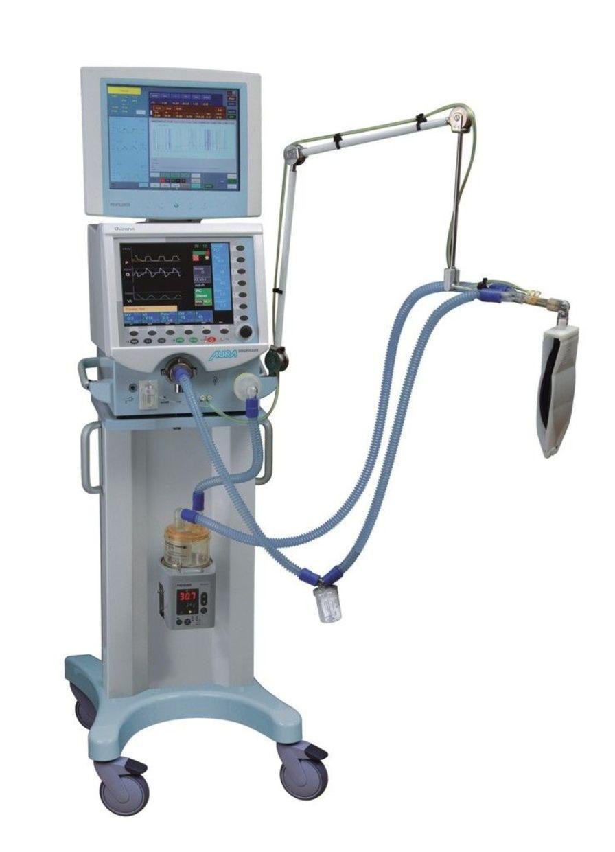 Resuscitation ventilator AURA CHIRANA