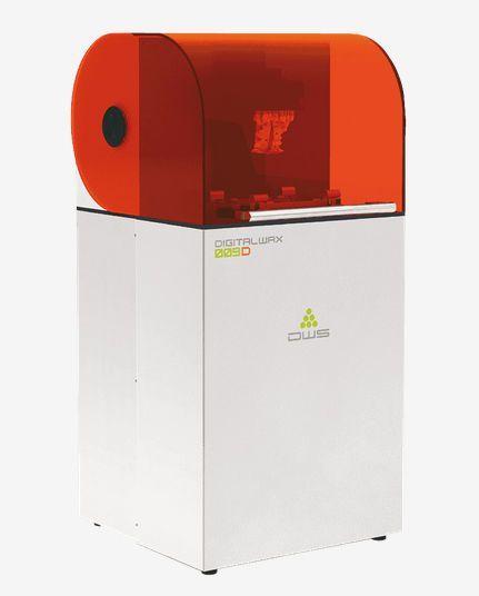 Dental 3D printer DigitalWax 009D DWS SRL