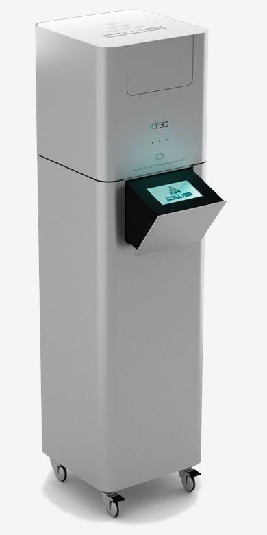Dental 3D printer dfab™ DWS SRL