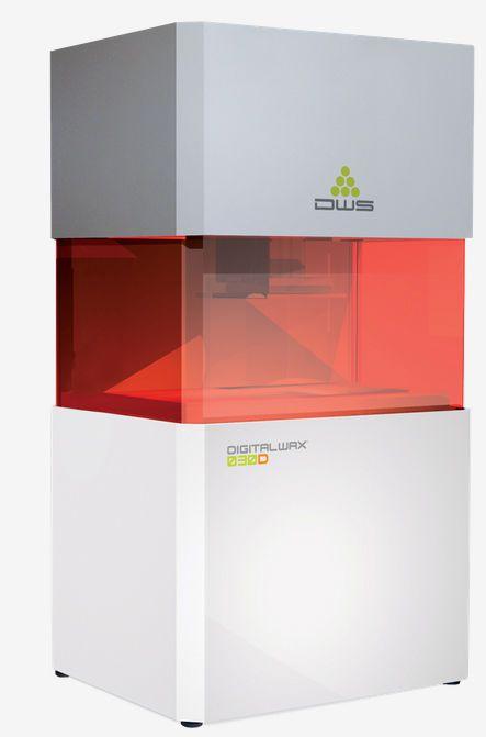 Dental 3D printer DigitalWax 030D DWS SRL