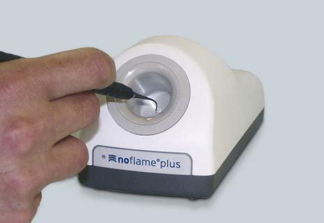 Laboratory burner dental Noflame® Plus Amann Girrbach AG