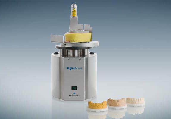Pin drilling machine dental laser Giroform® Amann Girrbach AG