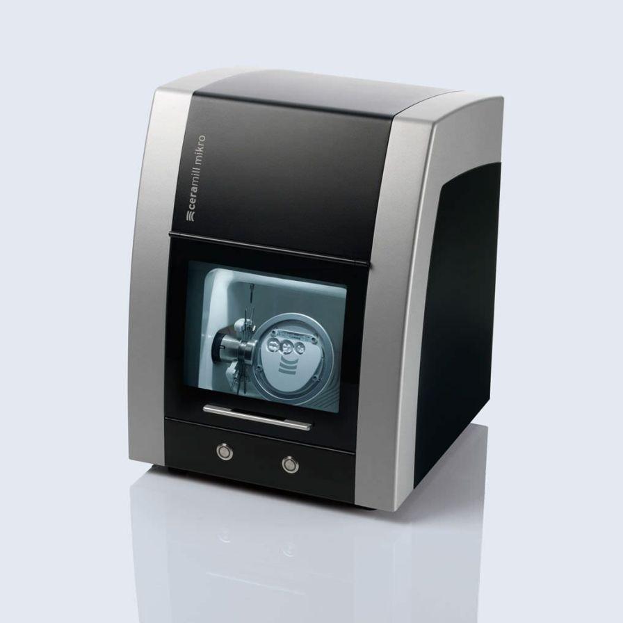CAD/CAM milling machine / dental laboratory / desk / zirconia Ceramill Mikro Amann Girrbach AG