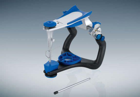 Partially adjustable dental articulator Artex® CT Amann Girrbach AG