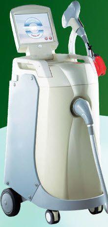 Dermatological laser / diode / on trolley Emvera Diolux Emvera