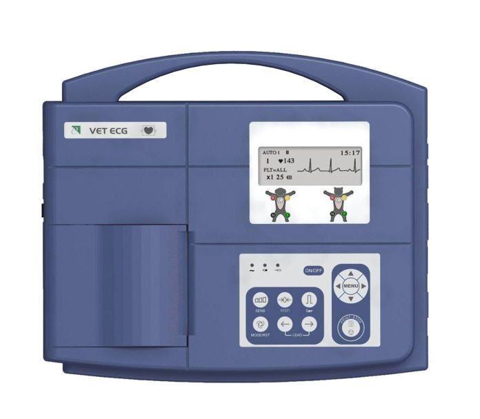 Digital veterinary electrocardiograph / 1-channel VE-100 EDAN INSTRUMENTS