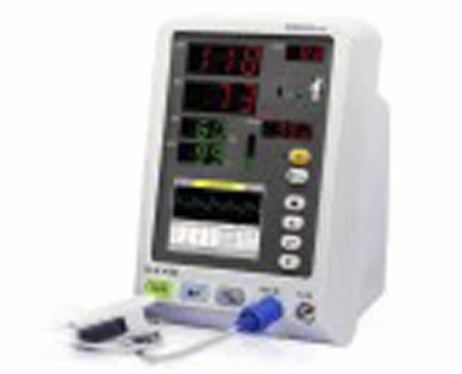Portable vital signs monitor M3A EDAN INSTRUMENTS